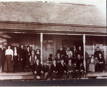 1900-1919 Hunt-Jackson-Ogden Family