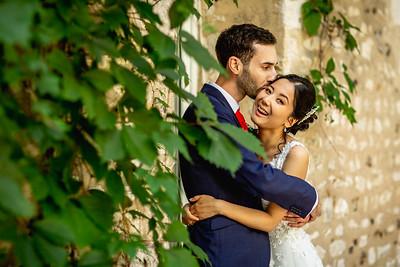 Nathalie and Kevin Wedding