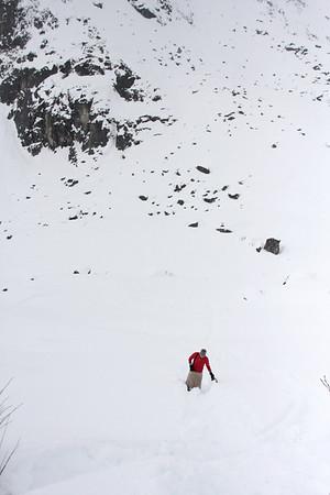 Archangel Valley By Snowmachine