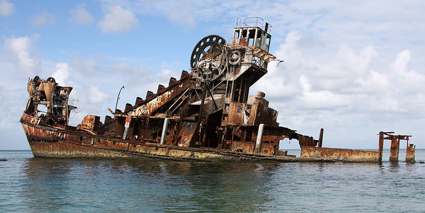 Tangalooma wrecks - Moreton Island, Queensland