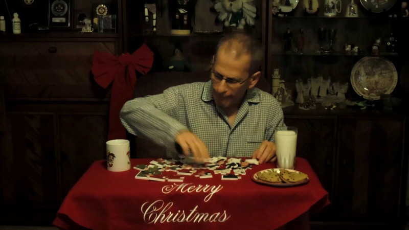 2012 Christmas Greeting - The Puzzle