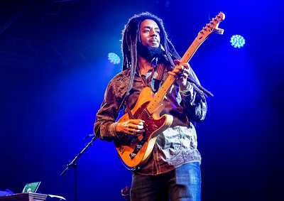 The Wailers, O2 Academy, Liverpool. Support from  Jeramiah Ferrari