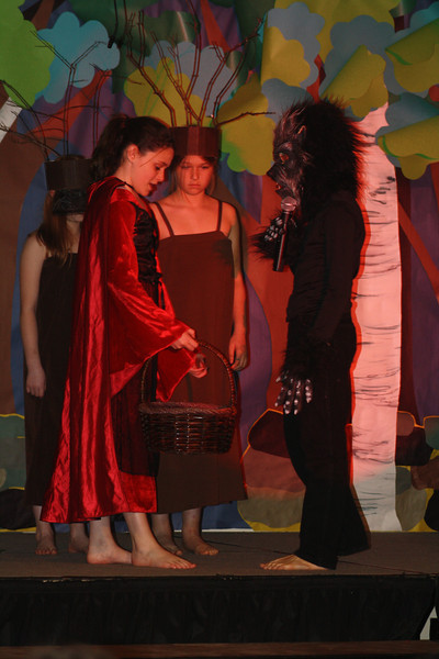 "Bridgewater School - ""Into The Woods"""