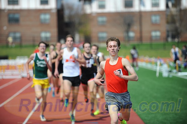 1500M Men, Gallery 2 - 2017 Golden Grizzly Invite