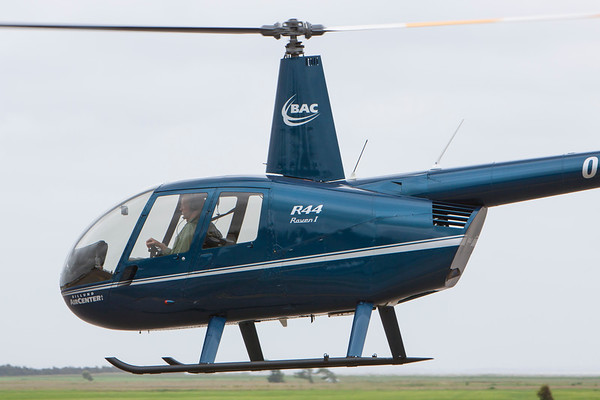 OY-HKP - Robinson R44 Raven I