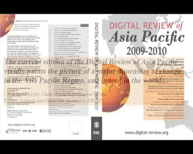 Digital Review of Asia Pacific 2009-2010 Launch at Penang, 11th Jun 2009