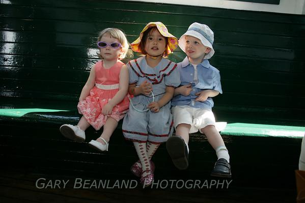 Anniversary Cruise -- the grandkids