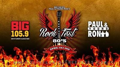 RockFest  80's