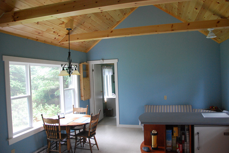 Woods Cabin Living Area - 2