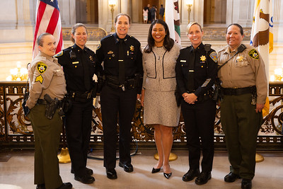Mayor London Breed 2020 Women's History Month Kick-Off Ceremony