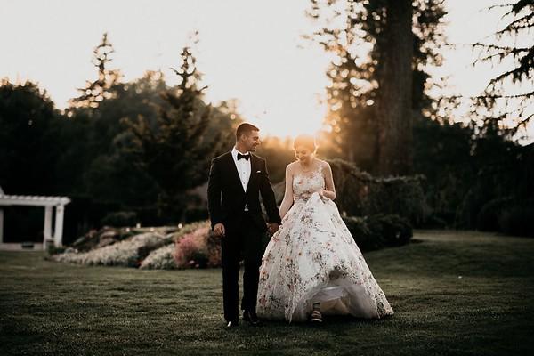 Hannah and TJ Wedding