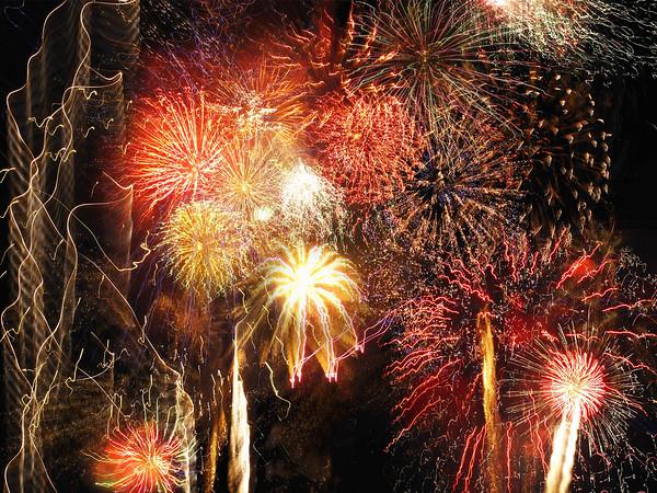 Fireworks 2009.07.04