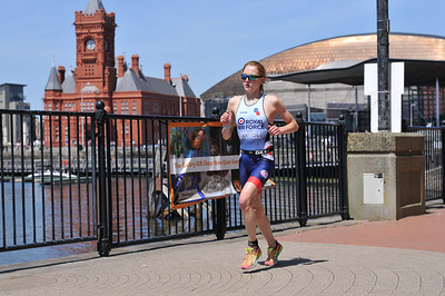 Cardiff Triathlon - Womens ITU Qualifier