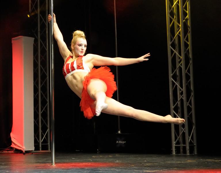 Bendy Kate, Word Pole Sport & Fitness 2012, finalist.