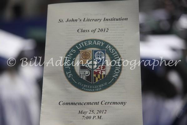 2012 St. John's Graduation
