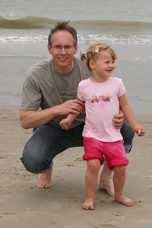 Dagje Strand Monster Augustus 2008