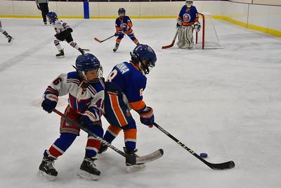 Islanders VS Mid Fairfield Jr Rangers AAA  ( 3-7) 2-29-20