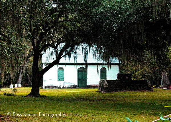 Strawberry Chapel of Ease and Childsbury Towne
