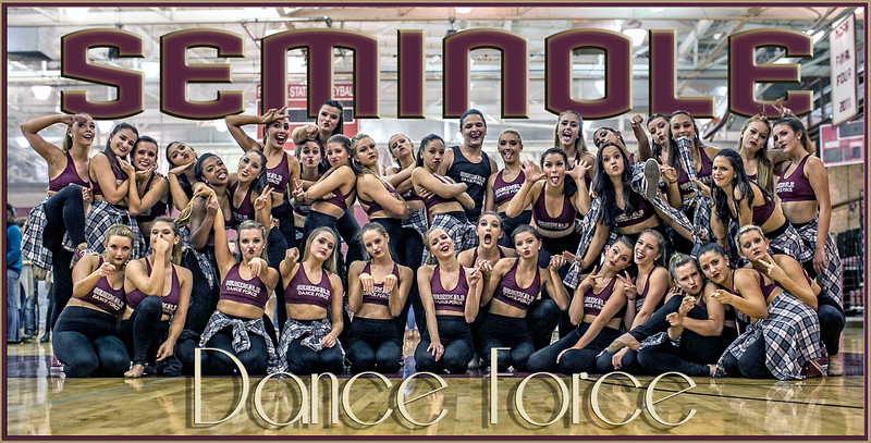 Seminole Dance Force Showcase 2016