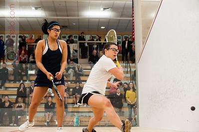 2015-02-13 Maria Elena Ubina (Princeton) and Shihui Mao, Squash (Yale)