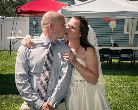 Bridget and Paul Wedding