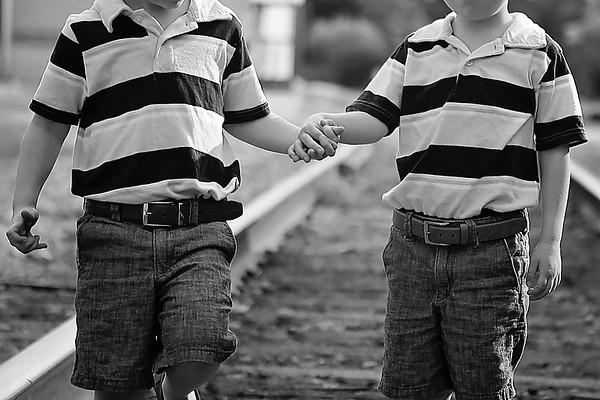 James & Charles {4 yr}