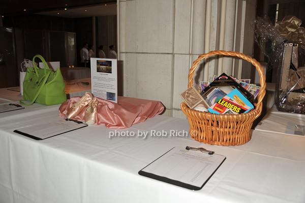 auction items   photo  by Rob Rich © 2014 robwayne1@aol.com 516-676-3939