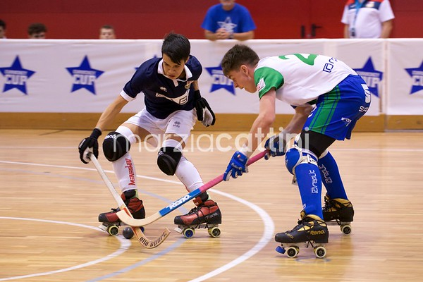 U17 Eurockey Cup 2017 - Lleida LB vs Correggio Hockey