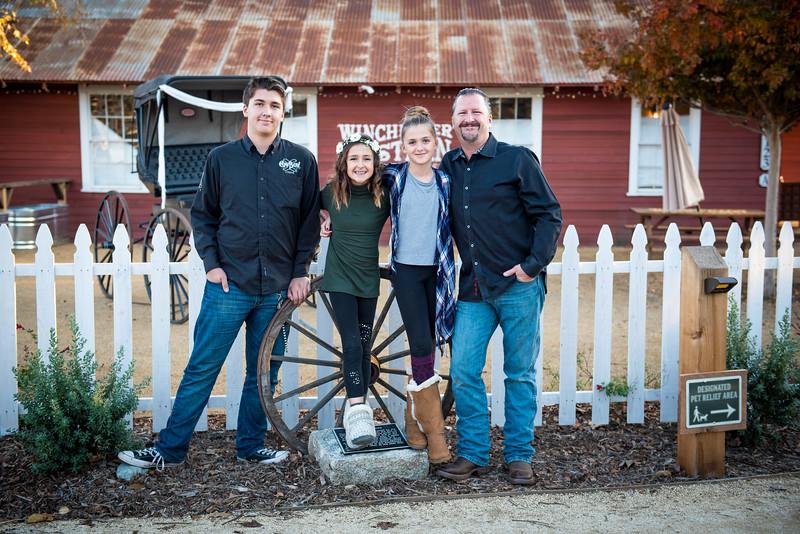 Nevitt Family