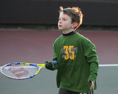 Andrew tennis