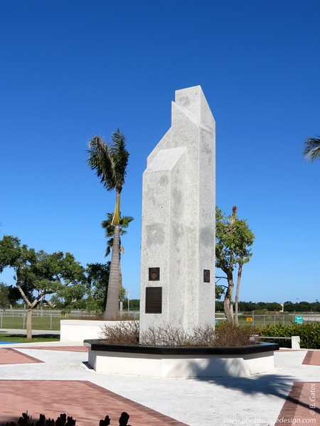 Bay of Pigs Memorial - Miami
