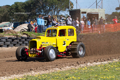 Trench Cutter Racing Sand Drags 2013