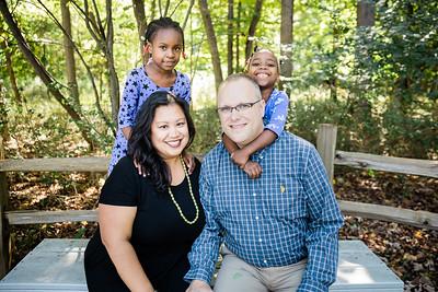 McLaughlin Family 2019