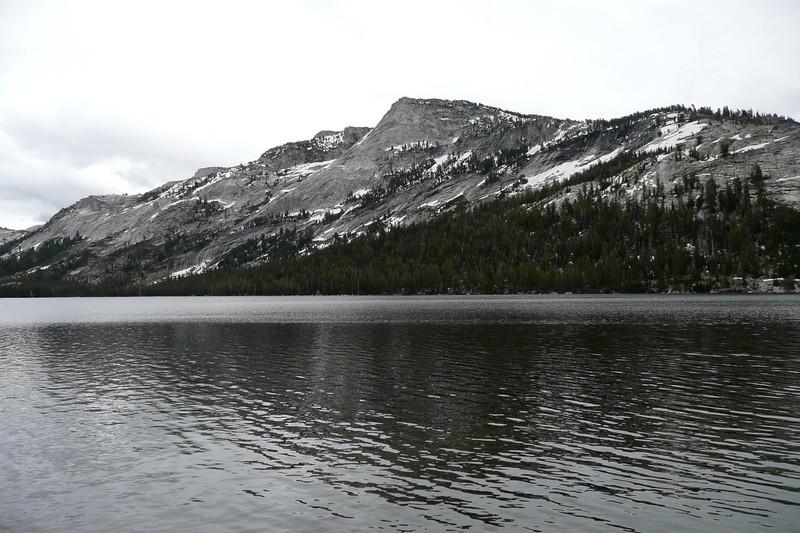 Tenaya Lake. Toulumne Meadows, Yosemite NP