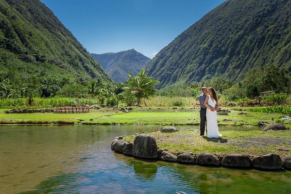 MALIA + KALUKA WEDDING