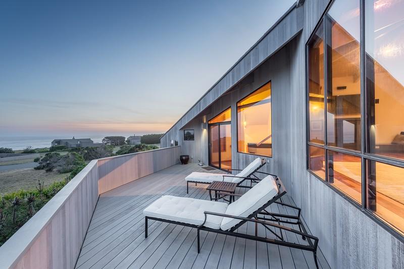 Top Deck at Twilight