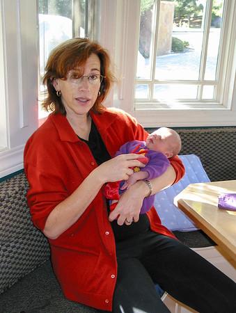 Baby Joey, October 2002