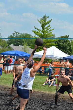 Mud Volleyball 2013