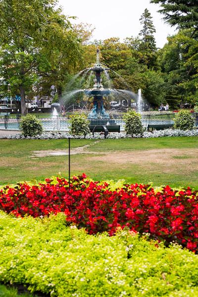 Christchurch Bontanical Gardens
