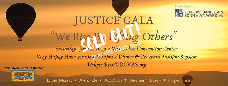 Justice Gala 6.1.2019