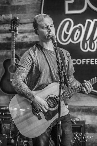 Nick Hancock @ JOJO Coffeehouse