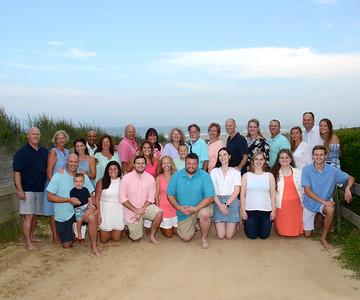 Beshlain Family Beach Portraits July 27, 2018