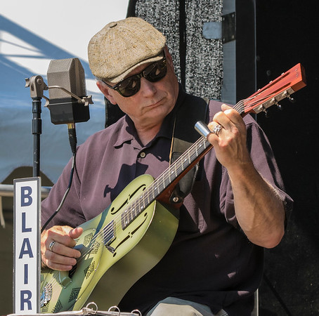 Ann Arbor Blues Festival 2017 - Blair Miller