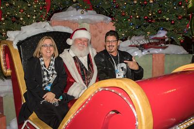 Christmas Eve Lobby Photos 2016