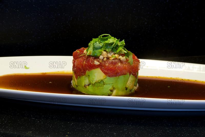 Hui's Special Tuna Tartare