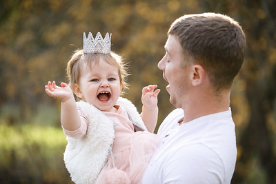Gracie Pearl's First Birthday - 2017