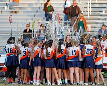 Girls Lacrosse JV Lake Braddock 3/17/11