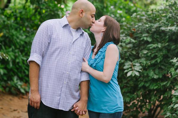 Megan & Justin Engagement