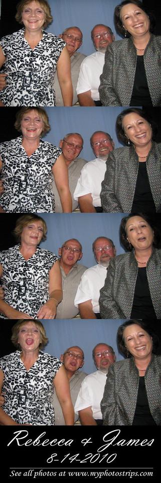 Rebecca & James (8/14/2010)