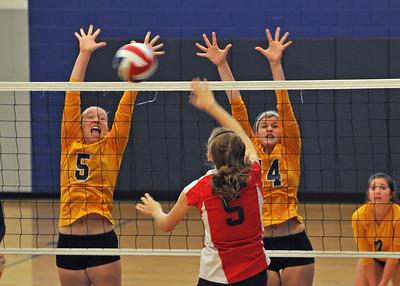 Lionettes JV Tournament 09-08-12